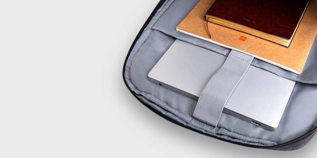 xiaomi predstavila ryukzak mi business casual backpack z zahistom v d vodi 2 - Xiaomi представила рюкзак Mi Business Casual Backpack із захистом від води