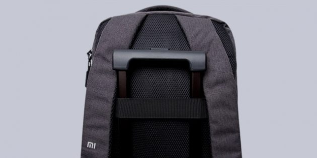 xiaomi predstavila ryukzak mi business casual backpack z zahistom v d vodi 3 - Xiaomi представила рюкзак Mi Business Casual Backpack із захистом від води