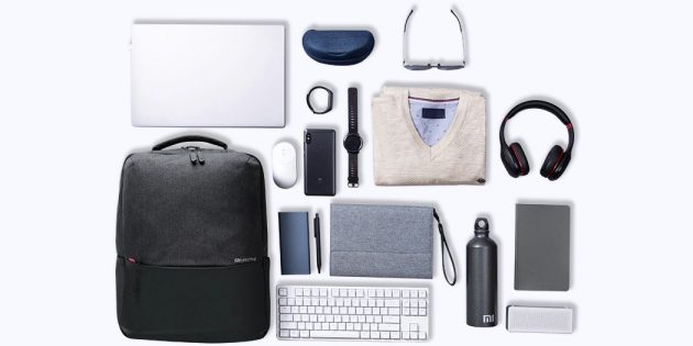 xiaomi predstavila ryukzak mi business casual backpack z zahistom v d vodi 4 - Xiaomi представила рюкзак Mi Business Casual Backpack із захистом від води