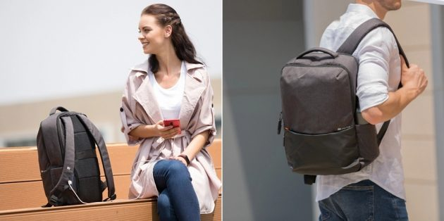 xiaomi predstavila ryukzak mi business casual backpack z zahistom v d vodi 5 - Xiaomi представила рюкзак Mi Business Casual Backpack із захистом від води